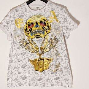 Other - 2x$50 CHRISTIAN AUDIGIER T-shirt NWOL